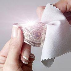 Способы чистки и полировки серебряных изделий