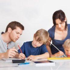 Типы родителей в воспитании детей