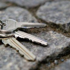 Вы потеряли ключи от дверей. Что делать?